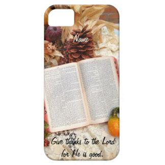 Erntedank-Ernte und Bibel iPhone 5 Schutzhüllen