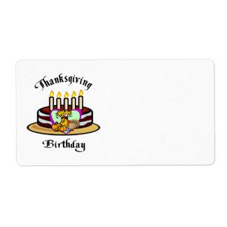 Erntedank-Geburtstag