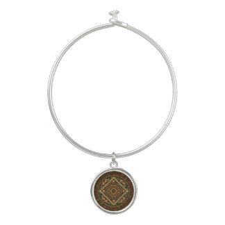 Erntedank-Ikonen-Armband-Armband Armreif