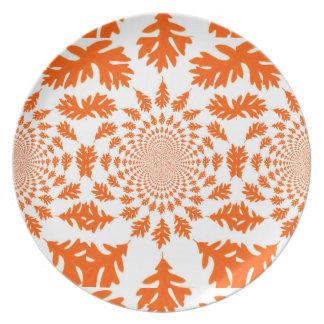 Erntedank-Platte Teller