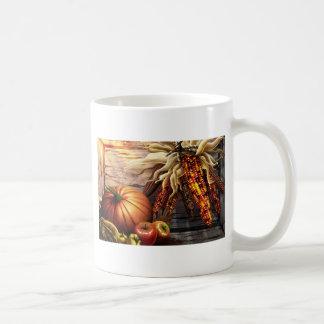 Erntedank-Tag Kaffeetasse