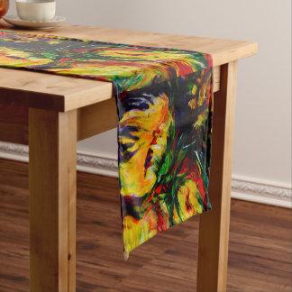 Erntedankabendessen Kurzer Tischläufer