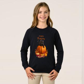 ErntedankKitty Sweatshirt