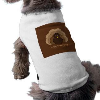 Erntedanktruthahn T-Shirt