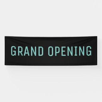 Eröffnungs-Fahnen-Geschäfts-Einzelhandels-Zeichen Banner