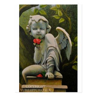 Eros Postkarte