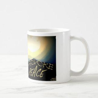 Erregen Sie FriedensTasse Kaffeetasse
