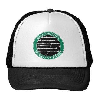 Errichten Sie den Zaun Trucker Mütze