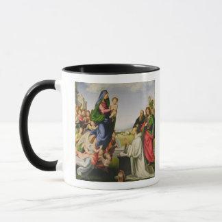 Erscheinung der Jungfrau zu Bernhardiner, 1504-07 Tasse