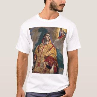 Erscheinung der Jungfrau zu St Lawrence T-Shirt