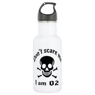 Erschrecken Sie mich nicht, den ich 02 bin Trinkflasche