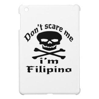 Erschrecken Sie mich nicht, den ich philippinisch iPad Mini Schale
