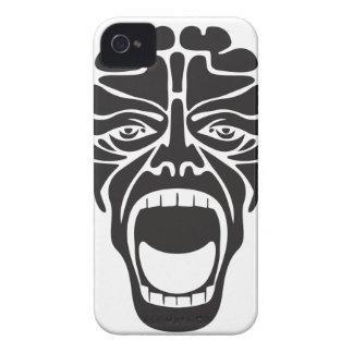 erschreckender Schrei Case-Mate iPhone 4 Hüllen