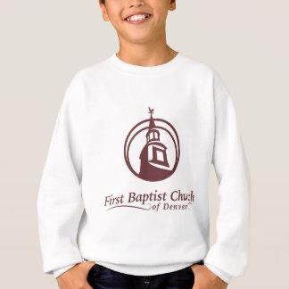 Erste Baptistenkirche von Denver Sweatshirt