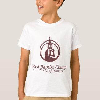 Erste Baptistenkirche von Denver T-Shirt