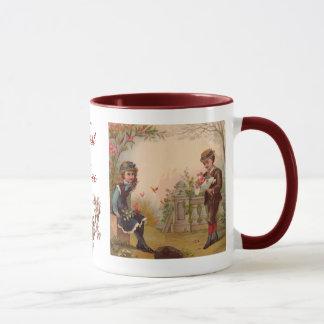 Erste Liebe-Tasse Tasse