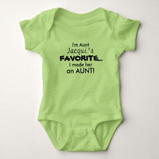 Erste Tantenausstattung Baby Strampler