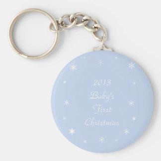 Erste Verzierungen u. -geschenke des Babys Schlüsselanhänger