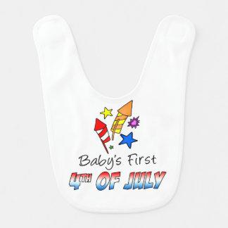 Erster der Unabhängigkeitstag-Schellfisch des Lätzchen