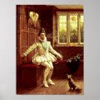 Erster Rauch Sir-Walter Raleighs Poster