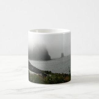 Erster Strand Kaffeetasse