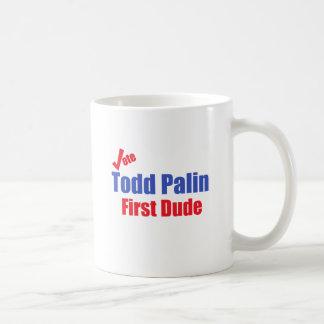 Erster Typ Todds Palin Kaffeetasse