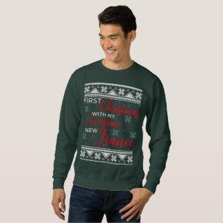 Erstes Weihnachten mit meinem fantastischen neuen Sweatshirt