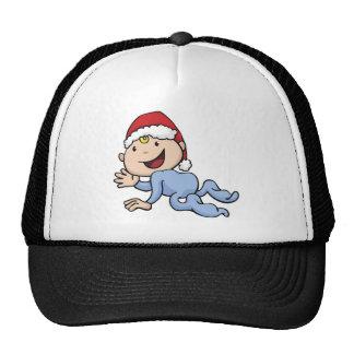 erstes Weihnachten Retrokultcap