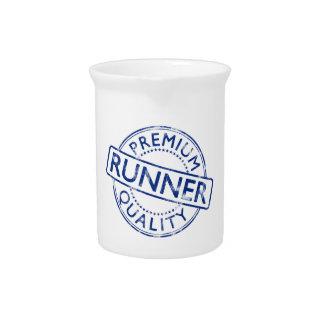Erstklassiger Qualitäts-Läufer Krug