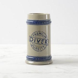 Erstklassiger Qualitäts-Taucher Bierglas