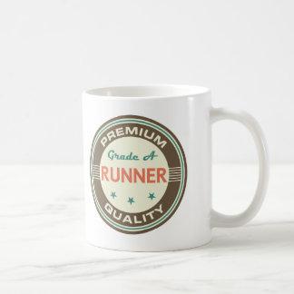 Erstklassiges Qualitäts-Läufer-(lustiges) Geschenk Kaffeetasse