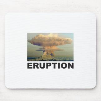 Eruptionskunst Mauspads
