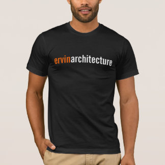 Ervin Architektur grundlegend T-Shirt