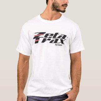 """Erwachsener """"Zeta-Trax-Aktivist!"""" T - Shirt - Weiß"""