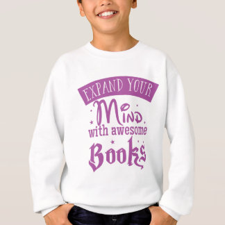 erweitern Sie Sie Verstand mit fantastischen Sweatshirt