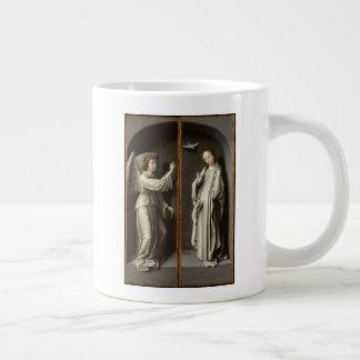 Erzengel Gabriel; Die Jungfrau kündigen an Jumbo-Tasse