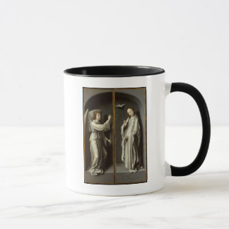 Erzengel Gabriel; Die Jungfrau kündigen an Tasse