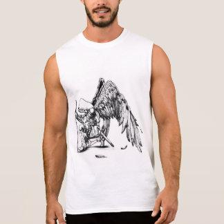 Erzengel-Krieger Ärmelloses Shirt