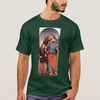 Erzengel-RAPHAEL und Tobias klein T-Shirt