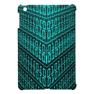 ES binärer Code des High-Techen Computers des iPad Mini Hüllen
