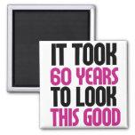 Es dauerte 60 Jahre, um gutes dieses zu schauen Magnete