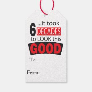 Es dauerte 6 Jahrzehnte, um dieses Good| 60. Geschenkanhänger