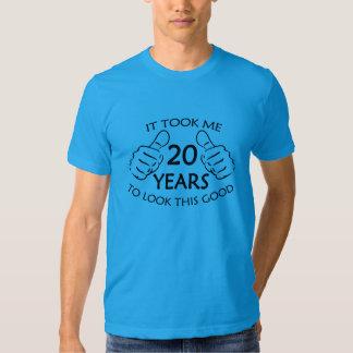 Es dauerte mir 20 Jahre, um das dieses Shirt der