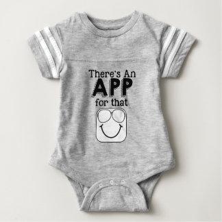 Es gibt eine APP für die Baby Strampler