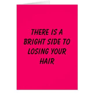 Es gibt eine Sonnenseite zum Verlieren Ihres Karte