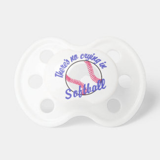 Es gibt kein Schreien im Softball Baby Schnuller