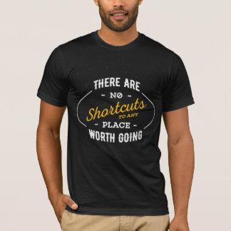 Es gibt keine Abkürzungen zu jedem möglichem T-Shirt