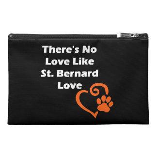Es gibt keine Liebe wie Bernhardiner-Liebe Reisekulturtasche