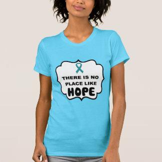 Es gibt keinen Platz wie T - Shirt