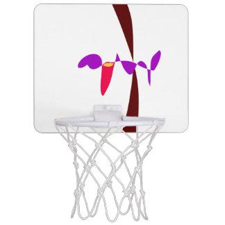 Es gibt nichts dort mini basketball netz